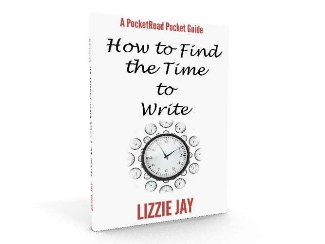 How to Find the Time to Write Book link to Amazon Store